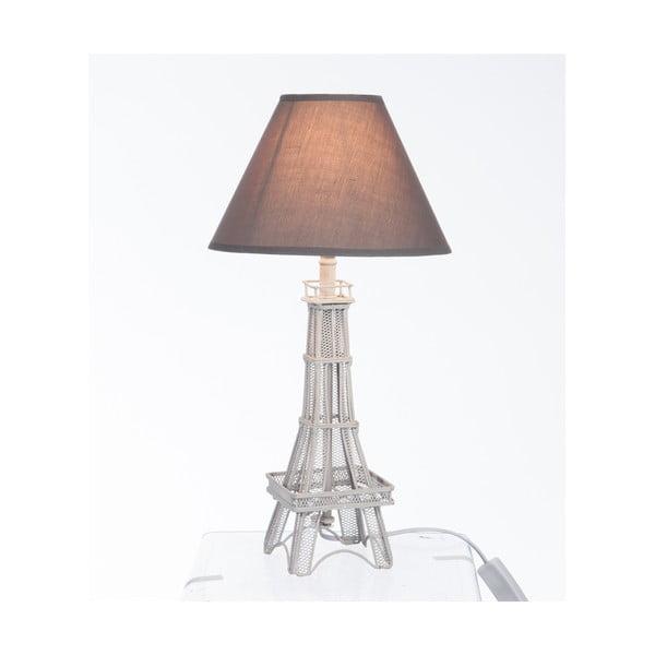 Lampa stołowa Eiffel Tower Grey