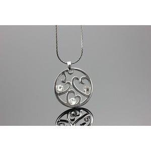 Naszyjnik  Swarovski Elements Elegant Ornament