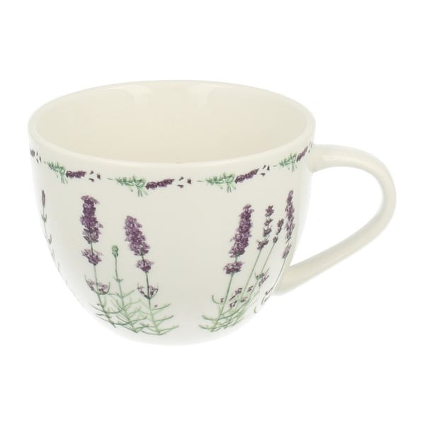 Kubek porcelanowy Lavender 0,6 l