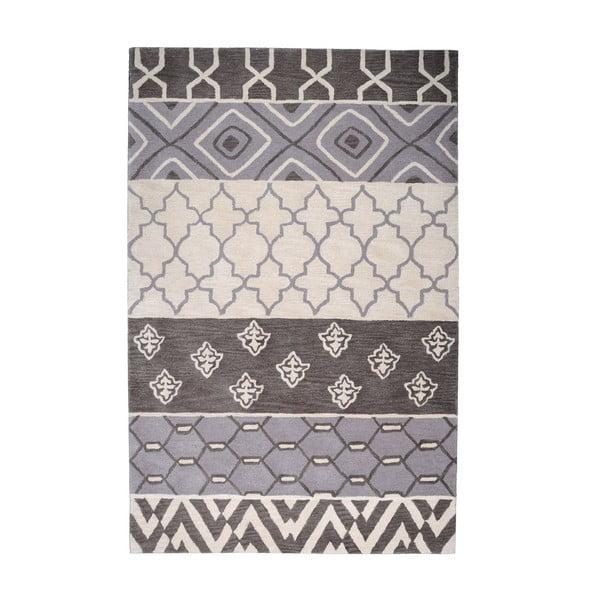 Wełniany dywan Elberta Natural, 160x230 cm