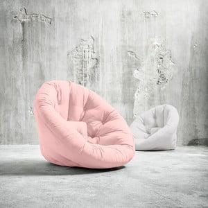 Fotel rozkładany Karup Nido Pink Peonie
