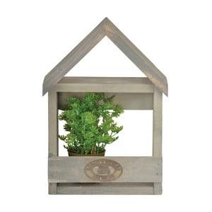 Półka na kwiaty z drewna sosnowego Esschert Design, wys. 30 cm