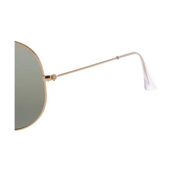 Okulary przeciwsłoneczne, męskie Ray-Ban 3029 Gold 62 mm