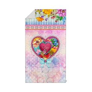 Ręcznik kąpielowy Dreamhouse So Cute Lizzy, 100x180cm