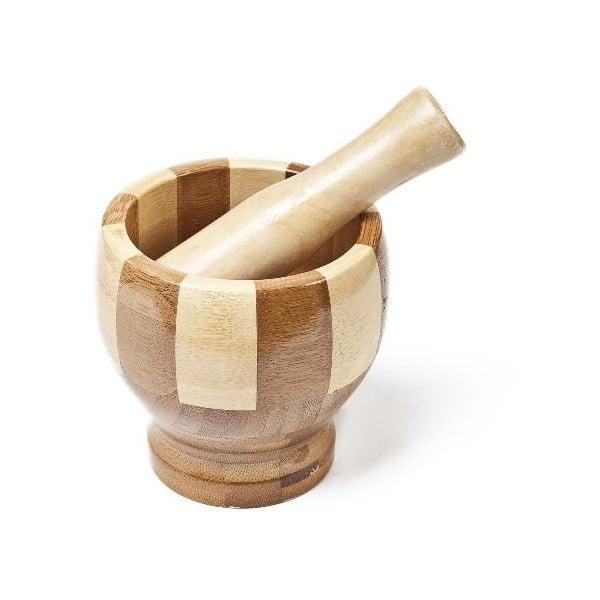 Moździerz bambusowy Utilinox