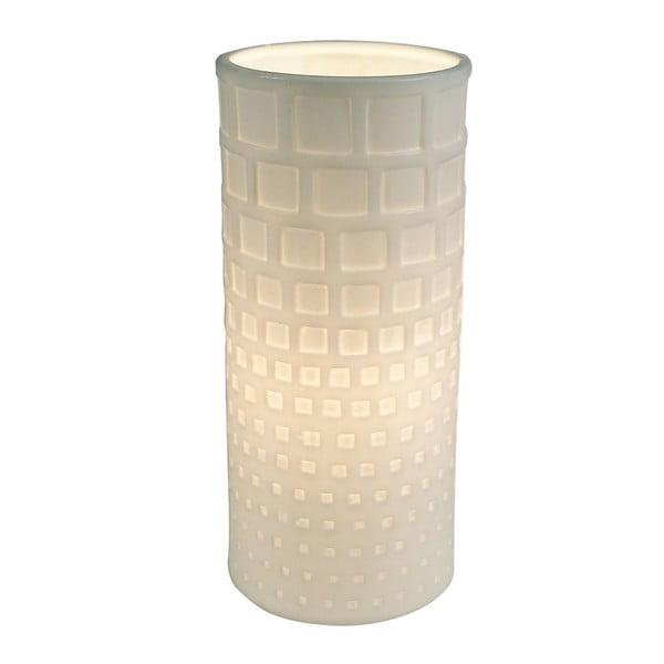 Lampa stołowa Camellia White