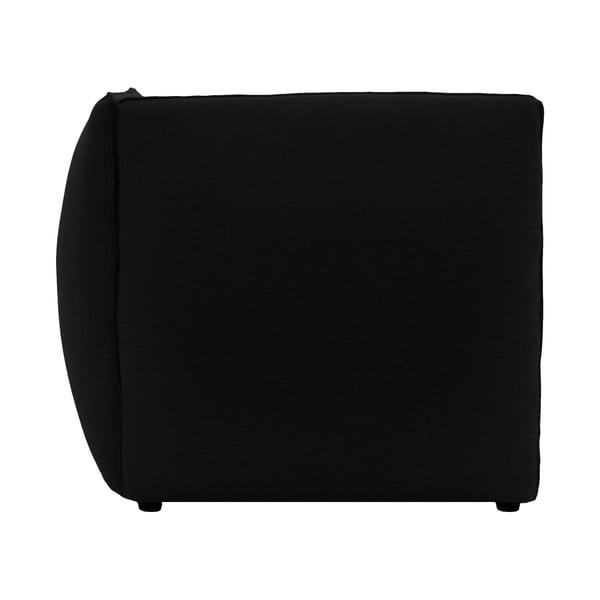 Sofa trzyosobowa VIVONITA Cube Dark Brown