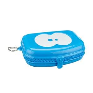 Pudełko śniadaniowe Look, niebieskie