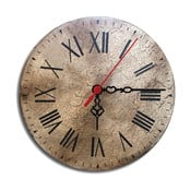 Zegar ścienny Crackit, 30 cm