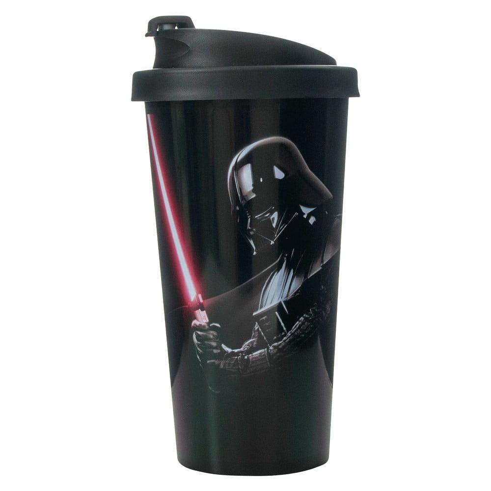 Kubek Z Pokrywką Lego Star Wars Darth Vader Bonami