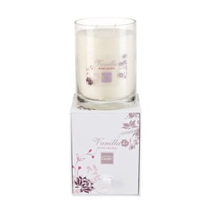 Świeczka zapachowa Vanilla & Orchid Large, czas palenia 80 godzin