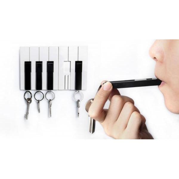 Wieszak na klucze QUALY Key Piano