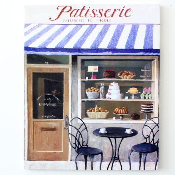 Obraz na płótnie Patisserie