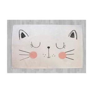 Bawełniany dywanik z kotem Little Nice Things