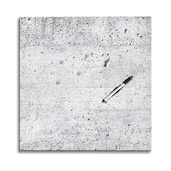 Tablica magnetyczna 6295, 50x50 cm