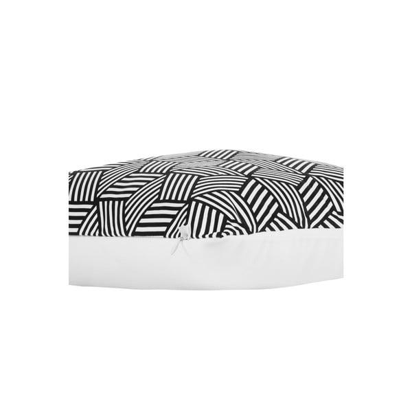 Poduszka z wypełnieniem Geometric 6, 45x45 cm