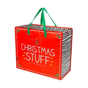 Torba na prezenty świąteczne Happy Jackson Christmas Stuff, 50x60 cm
