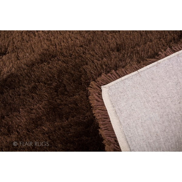 Dywan Pearl 160x230 cm, czekoladowy