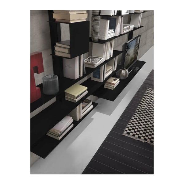 Biblioteczka Zefiro III Black
