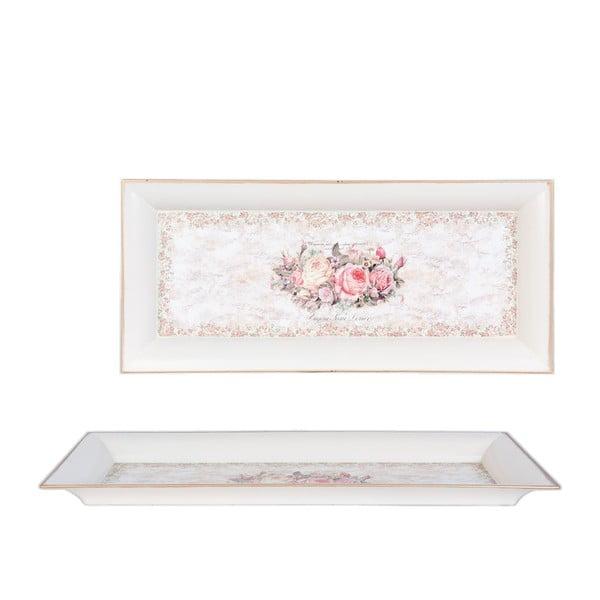 Taca Roses Clayre, 42x18 cm