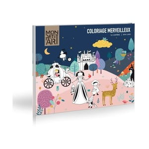 Kolorowanka Mon Petit Art Contes