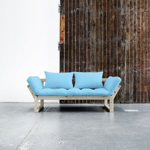 Sofa Karup Edge Natural/Celeste