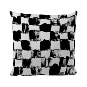 Poduszka Black Shake Square By Square, 50x50 cm