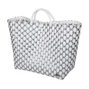 Torba Lima Shopper White/Silver