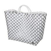 Torba Lima Shopper White/Silver
