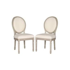 Zestaw 2 krzeseł Safavieh Verta