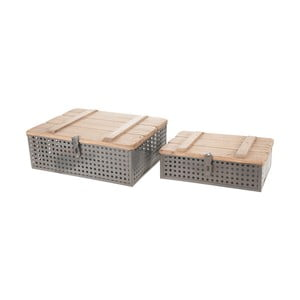 Zestaw 2 pudełek Preben