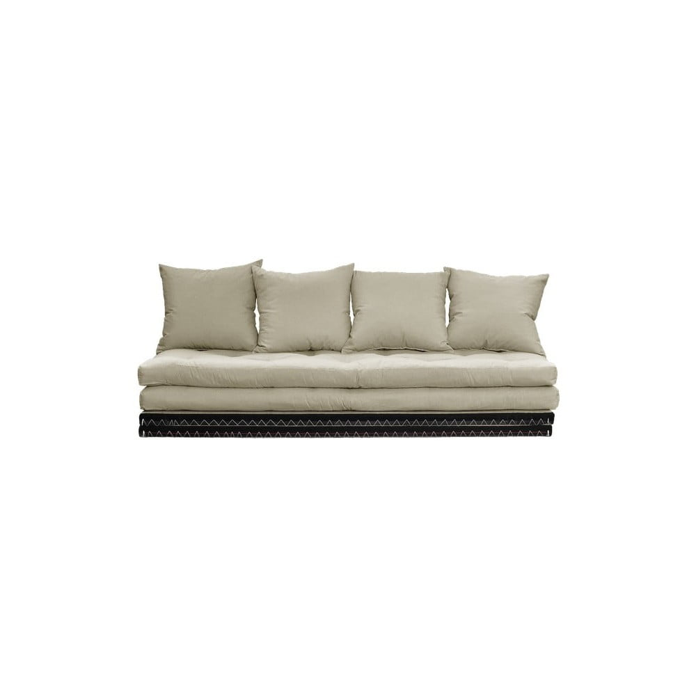 Sofa rozkładana Karup Design Chico Beige