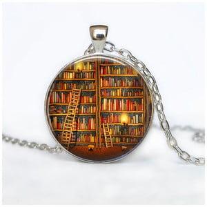 Damski łańcuszek z wisiorkiem Butoni de Camasa Library