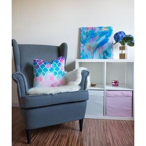 Obraz Pastel Blue, 50x50 cm