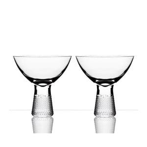 Zestaw 2 kieliszków do szampana - František Vízner, 200 ml