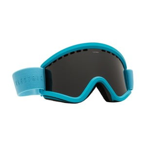 Gogle męskie Electric EGV Light Blue - Jet Black, roz. M