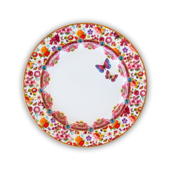 Talerz porcelanowy Melli Mello Isabelle, 30.5 cm