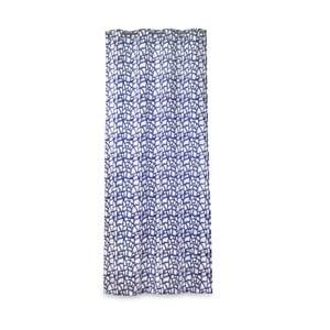 Zasłona Gira Blue, 135x270 cm