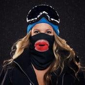 Maska narciarska Beardo Kiss Lips