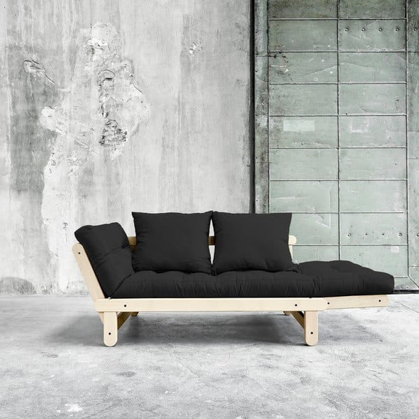 Sofa rozkładana Karup Beat Natural/Gray