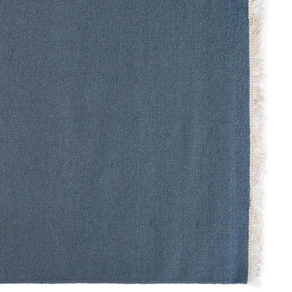 Wełniany dywan Rainbow Indigo, 170x240 cm