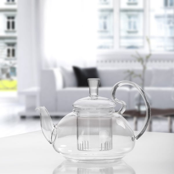 Szklany czajnik Jasmine, 400 ml