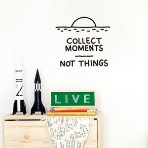 Naklejka dekoracyjna na ścianę Collect Moments