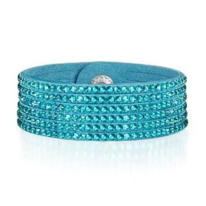 Bransoletka Simply Blue, 17 cm