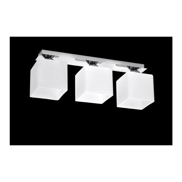 Lampa sufitowa Nice Lamps Square Chrom 3