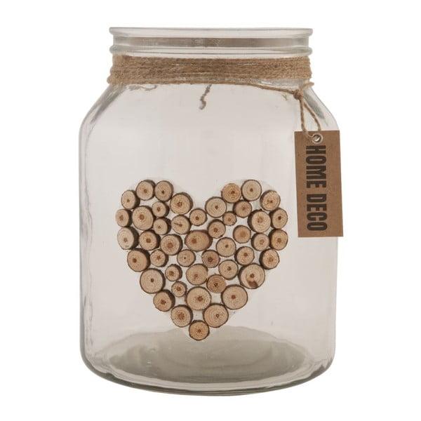 Pojemnik Wooden Heart