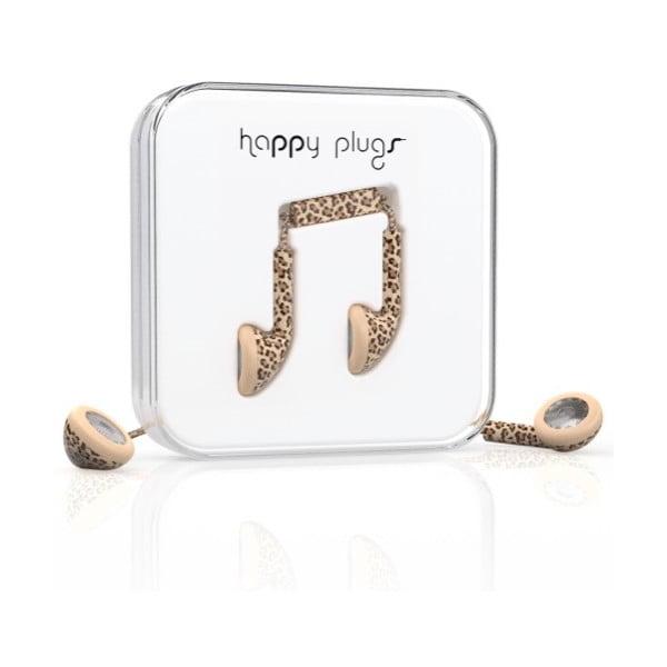 Słuchawki Happy Plugs Leopard