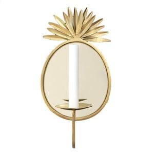 Lustro ze stojakiem na świeczkę Bombay Duck Pineapple Mirror
