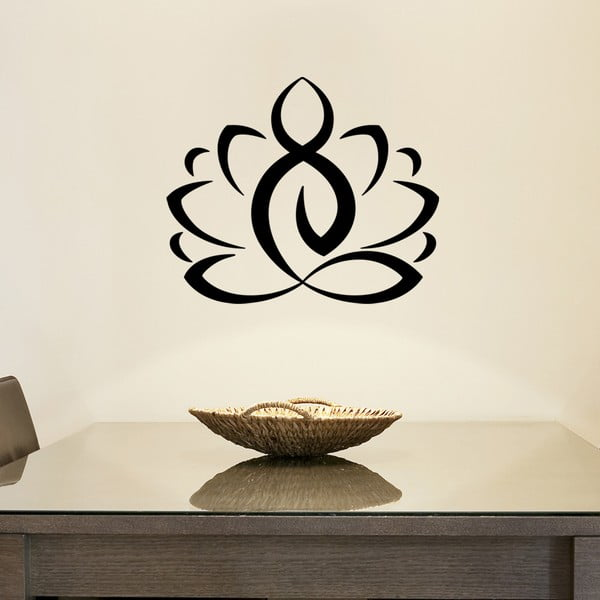 Naklejka Ambiance Zen Lotus