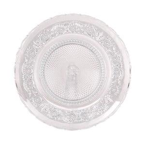 Szklany talerz Clayre, 30 cm